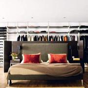 房屋卧室效果图片