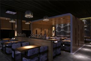 市中心餐馆设计图片