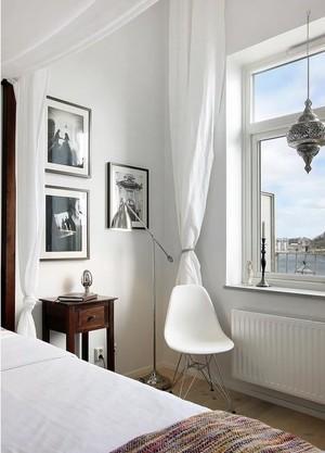 优雅气质女性单身公寓装修效果图