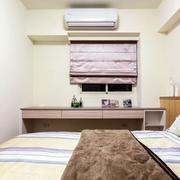 单身公寓卧室装修
