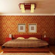 深色调卧室壁纸图片