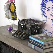 公寓书桌设计欣赏