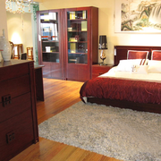 唯美型卧室设计图片