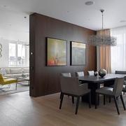 单身公寓餐厅设计图片
