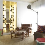 公寓木地板设计欣赏