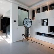 三室一厅地板砖装修