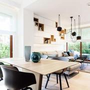 自然风格单身公寓图片