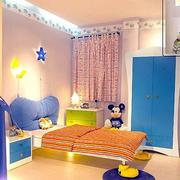 儿童房灯光效果图