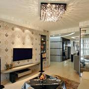 暖色调家庭室内设计