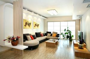 两室一厅简约温馨的家居装修效果图鉴赏