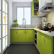 中式风格厨房设计欣赏
