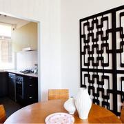 公寓背景墙设计欣赏