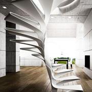 宜家风格楼梯设计图片