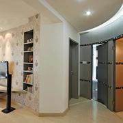 浅色调家庭室内设计