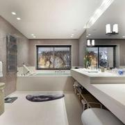 卫生间镜子装修欣赏