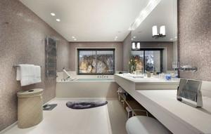 豪华别墅卫生间设计装修效果图鉴赏