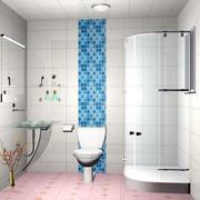 唯美型卫生间设计