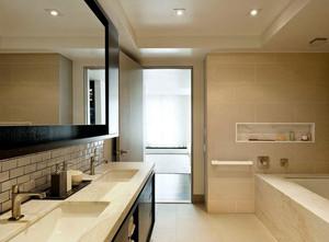 当代奢华的精装小浴室装修效果图鉴赏