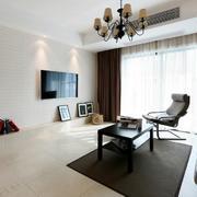 欧式风格三室一厅装修