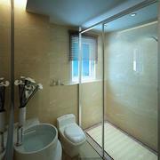 清新系列浴室装修设计