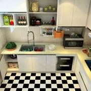唯美型厨房设计欣赏