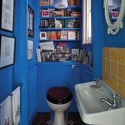 小卫生间背景墙装修