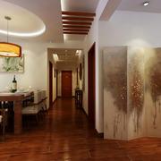 时尚风格中式家装图片
