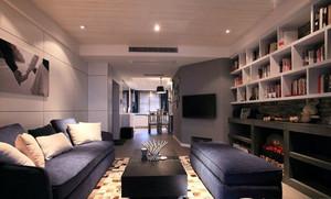 别墅大气时尚北欧风格客厅装修效果图