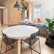 复式楼餐桌装修设计