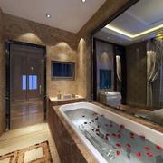 卫生间浴缸装修大全