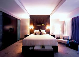 环境舒适的快捷酒店装修效果图