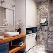 卫生间镜子装修设计