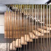 别墅楼梯设计欣赏