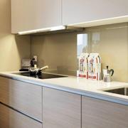 复式楼厨房效果图