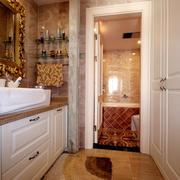 别墅卫生间效果图片