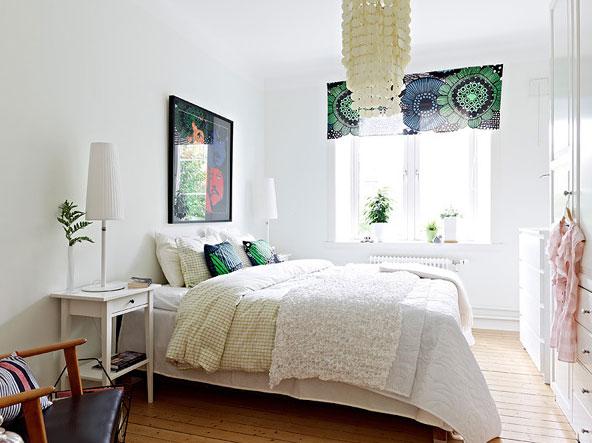 的 北欧 风格卧室 吊顶 造型装修效果
