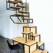 创意型楼梯设计图片