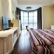 宜家风格三室两厅图片