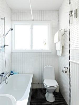 2015前卫各式各样浴室窗户装修效果图