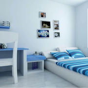 清新风格卧室装修大全