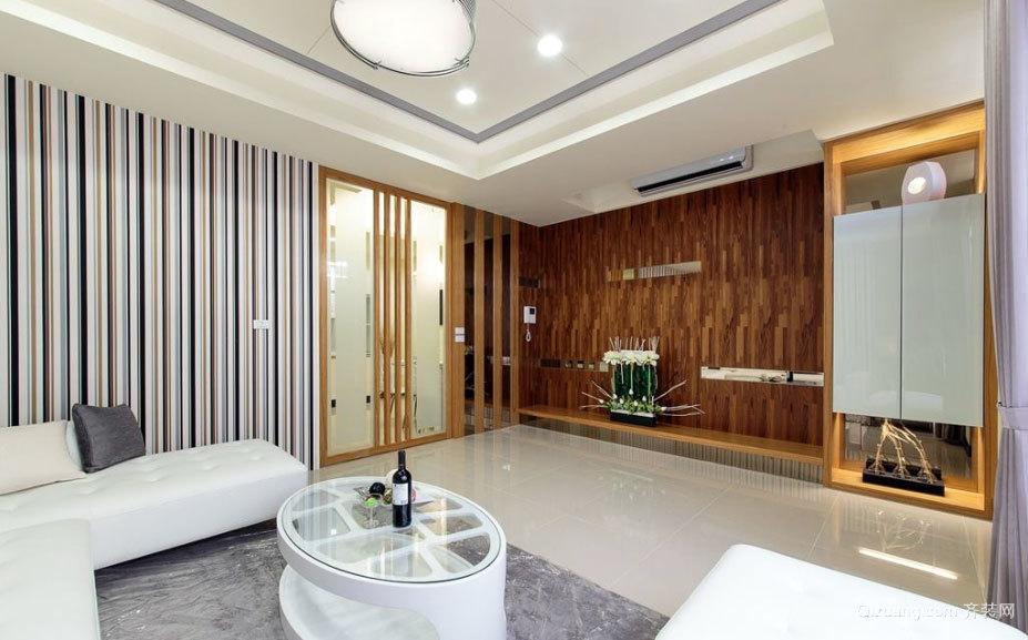 150平米资源合理配置的宽敞惬意的房屋装修效果图