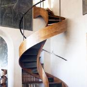 中式风格楼梯设计图片