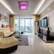 婚房客厅设计图片