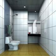 简约风格卫生间设计
