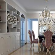 客厅酒柜装修设计