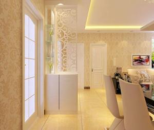 温馨型玄关装修设计