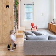 复式楼沙发装修图片