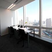 自然风格办公室装修