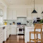 小复式楼厨房装修