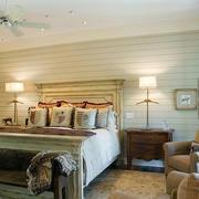 时尚风格卧室设计图片
